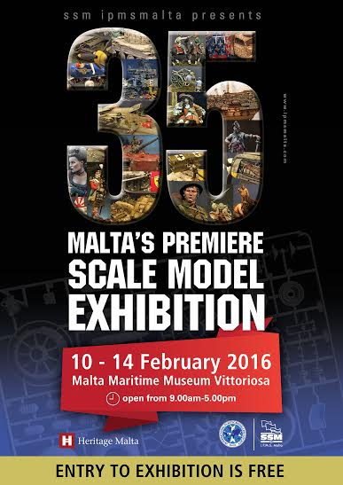 IPMS Malta Scale Model Exhibition 2016