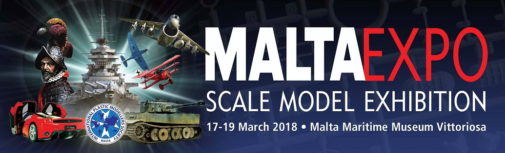 MaltaExpo Scale Model Exhibition